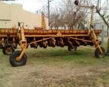 Sembradora Agrometal Tx3 12/52