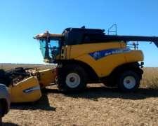Cr 6080x New Holland