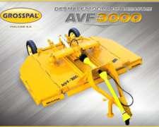 Desmalezadoras de Arrastre AFV3000 Grosspal