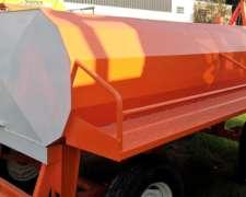 Acoplado Tanque Cisterna 3000 Lts