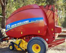 Rotoenfardadora Arrolladora New Holland RB560 2016 RED e HIL