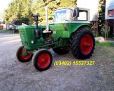 Tractor Deutz A65 Impecable con Motor 2114