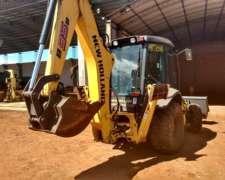 Retroexcavadora B95b CAB STD 4wd New Holand Vendo / Permuto