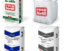 Yeso Agrícola - Fertilizante - Dolomita - Sulfato De Calcio
