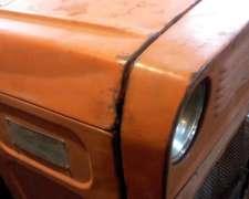 Fiat 400 Con Levante Hidráulico De Tres Puntos