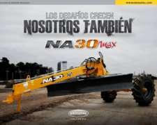 Niveladora Grosspal NA 20 MAX
