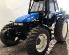New Holland TS120 año 2003 DT 120hp ENG.3 Puntos con 9000 Hs