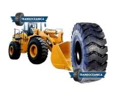 Neumático Vial Rodado 20 P/ Pala Cargadora y Retropala Xcmg