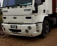 Ford Cargo 1722 Tractor A Bomba