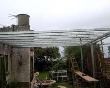 Fabrica De Galpones ,tinglados ,herreria En Obra