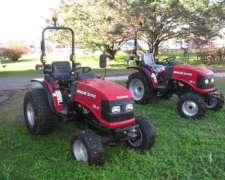Tractores Fruti-horticolas Apache Solís Desde 26 HP