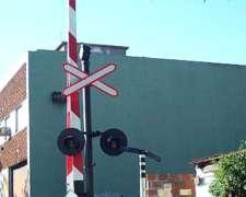 Semaforos Ferroviarios, Cruces de San Andres, Señales Enanas