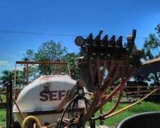 Pulverizadora Sefo 3000 L.
