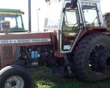 Tractor MF 1360 TS con Duales