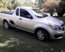 Pick UP, Chevrolet Montana LS 2013, 145000km,