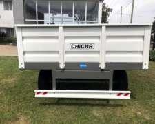 Acoplado Chicha Modelo Titan 4.0