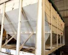 Tolva Semillera Aiello 8 TN con Chimango Hidraulico y Tape F