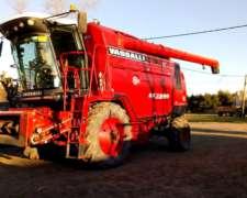 Cosechadora - Vassalli AX 7500 - año 2011 - Doble Traccion