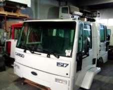 Cabina Ford Cargo 1722 / 1730 / 1517 / 2630 / Completa 0km