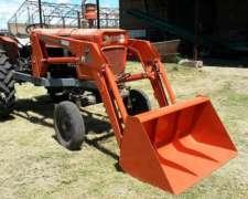 Pala Cargadora Frontal para Tractores