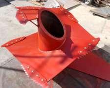 Fabrica de Sinfines y Espiras para Mixer Tallei