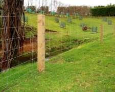 Alambre Tipo Chanchero Para Vaca, Ciervos y Otros