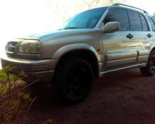 Suzuki Grand Vitara 1999 Impecable