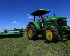 Tractor John Deere 5090e - Nuevo