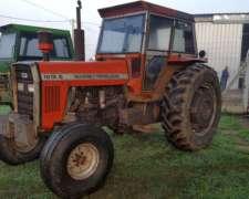 Tractor, MF 1215, muy Bueno