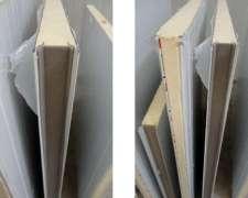 Paneles Chapa + Poliuretano + Foil Traezoidal Y/o Sinusoid