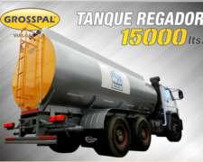 Tanque Regador 15000 Lts - Grosspal