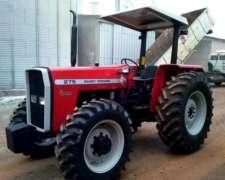 Trator Massey Ferguson 275 4X4 ANO 2000