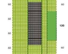 Plaza De 1,80x2,40 M Premium Para Lampara Infrarroja