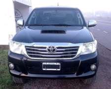 Toyota Hilux Srv 2013 Impecable Unico Dueño,