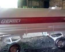 Tanque de Combustible Gentili Comun 2000lts.