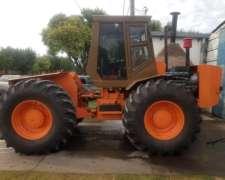 Tractor Zanello 4.200 Motor Deutz