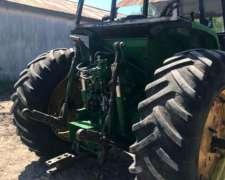 Tractor John Deere 7500 con Pala Nacional
