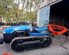 Tractor New Holland Modelo TK 85 M Oruga