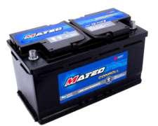 Bateria 12x110 B Derecha Baja Mateo Nafta Diesel GNC