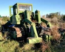 Topadora Terex 8240 Anticipo y Cuotas
