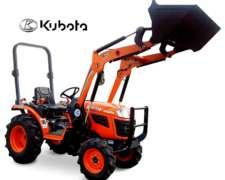 Tractor Kubota B2320-f Farm con Pala Omar Martin