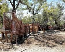 Instalaciones para Manejo de Hacienda Llave en Mano
