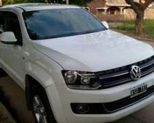 Amarok Highline Año 2011 (4x4) Manual