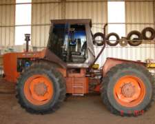 Tractor Zanello 4-200 con Hoja Topadora