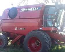Vassalli 1550 año 2012