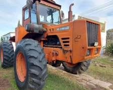 Tractor Zanello 4200, Tres Arroyos