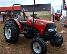 Tractores Case IH Farmall JXM 55 y 75