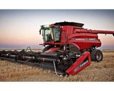 Cosechadora Case IH Axial Flow 7230 - San Francisco