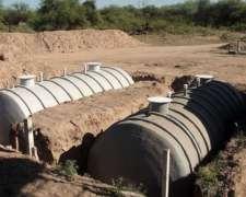 Tanques Plásticos Subterráneos 50.000 Argenplast