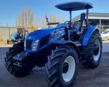 Tractor New Holland Modelo TD5.90 4wd - 0km